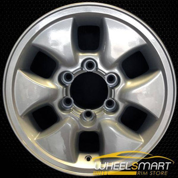 "16"" Toyota Tundra OEM wheel 2004-2006 Silver alloy stock rim 75178 ALY75178U20"