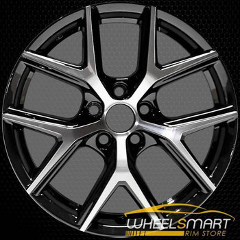 "18"" Toyota RAV4 OEM wheel 2016-2018 Machined alloy stock rim 75201"