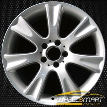 "18"" Mercedes CLS550 OEM wheel 2008 Hypersilver alloy stock rim ALY85005U78"