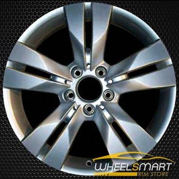 "17"" Mercedes SLK350 OEM wheel 2009-2010 Silver alloy stock rim ALY85087U20"
