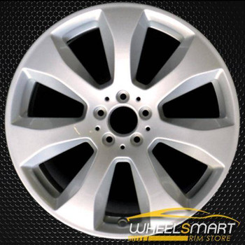 "20"" Mercedes GLK350 OEM wheel 2010-2011 Silver alloy stock rim ALY85096U20"