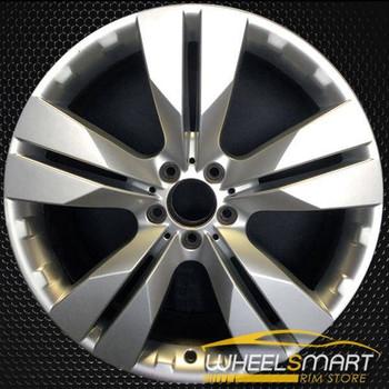 """20"""" Mercedes ML350 OEM wheel 2010-2011 Silver alloy stock rim ALY85257U20"""