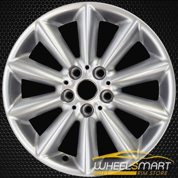 "17"" Mini Cooper Clubman OEM wheel 2016-2018 Silver alloy stock rim ALY86227U20"