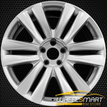 "20"" Tesla Model X OEM wheel 2017 Silver alloy stock rim ALY97802U20"