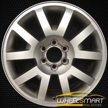 "20"" Ford F150 OEM wheel 2009-2013 Silver alloy stock rim ALY03789U20"