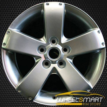 "17"" Pontiac Torrent OEM wheel 2006-2009 Silver alloy stock rim 6600 ALY06600U20"