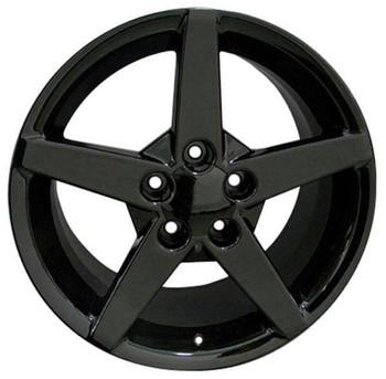"""17"""" Pontiac Firebird replica wheel 1993-2002 Black rims 6824118"""