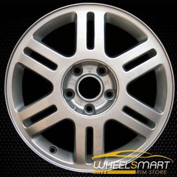 "16"" Audi A6 OEM wheel 2000-2002 Silver alloy stock rim ALY58730U10"