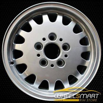 "15"" BMW 3 Series OEM wheel 1992-1999 Silver alloy stock rim ALY59182U20"