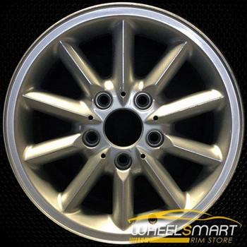 "15"" BMW 3 Series OEM wheel 1993-1999 Silver alloy stock rim ALY59273U10"