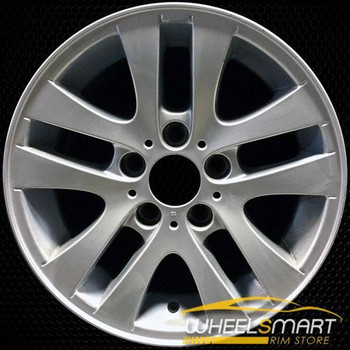"16"" BMW 3 Series OEM wheel 2006-2013 Silver alloy stock rim ALY59580U20"