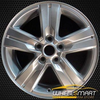 "16"" Chevy Trax oem wheel 2013-2018 Silver alloy stock rim 5570"