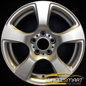 "17"" BMW 3 Series OEM wheel 2006-2013 Silver alloy stock rim ALY59611U20"