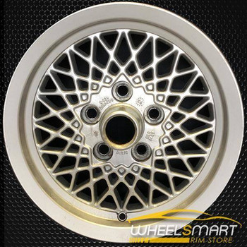 "15"" Jaguar XJ OEM wheel 1988-1993 Silver alloy stock rim 59673 ALY59673U10"