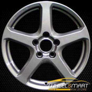 "17"" Honda Civic OEM wheel 2004-2005 Charcoal alloy stock rim ALY63879U20"