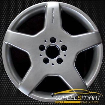 "18"" Mercedes S430 OEM wheel 2003-2006 Silver alloy stock rim ALY65309U15"