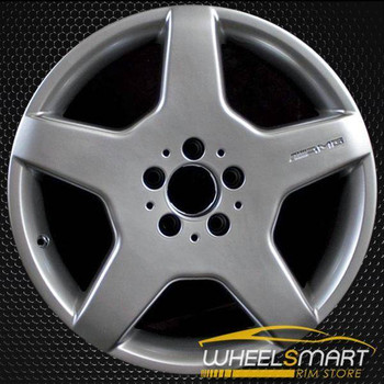 "18"" Mercedes S430 OEM wheel 2003-2006 Silver alloy stock rim ALY65310U20"