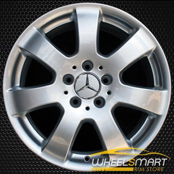 "17"" Mercedes ML350 OEM wheel 2006-2007 Silver alloy stock rim ALY65366U20"