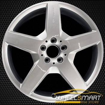 "19"" Mercedes ML350 OEM wheel 2006-2008 Hypersilver alloy stock rim ALY65368U78"