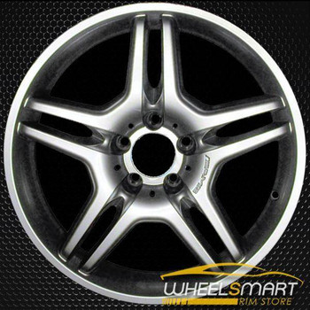 "18"" Mercedes CLS550 OEM wheel 2006-2007 Hypersilver alloy stock rim ALY65374U78"