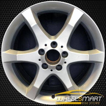 "17"" Mercedes C230 OEM wheel 2007 Silver alloy stock rim ALY65436U20"