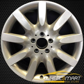 "18"" Mercedes S550 OEM wheel 2007-2009 Silver alloy stock rim ALY65465U20"