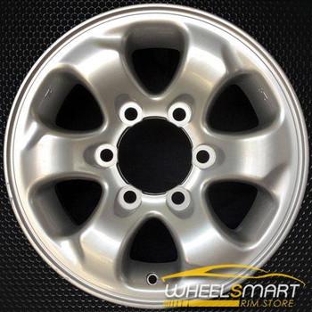 "15"" Mitsubishi Montero OEM wheel 1994-2002 Silver alloy stock rim ALY65740U10"