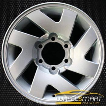 "16"" Mitsubishi Montero Sport OEM wheel 2000-2004 Silver alloy stock rim ALY65774A20"