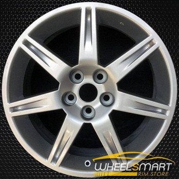 "18"" Mitsubishi Eclipse OEM wheel 2007-2008 Hypersilver alloy stock rim ALY65810U78"