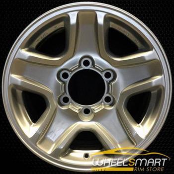 "16"" Toyota 4Runner OEM wheel 1999-2002 Silver alloy stock rim ALY69354U10"