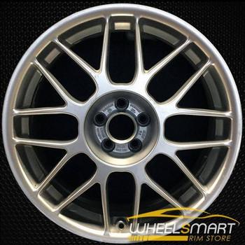 "18"" Volkswagen VW Jetta OEM wheel 2003-2011 Silver alloy stock rim 69806 ALY69806U20"