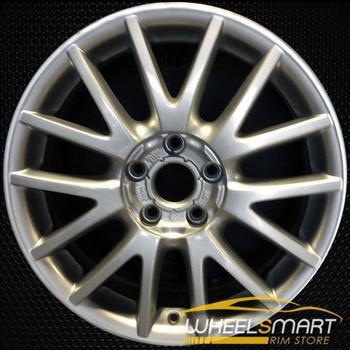 "17"" Volkswagen VW Jetta OEM wheel 2005-2014 Silver alloy stock rim 69821 ALY69821U10"