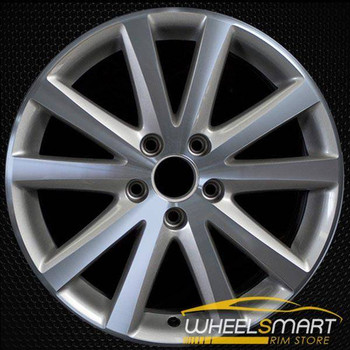 "17"" Volkswagen VW Eos OEM wheel 2007-2011 Machined alloy stock rim ALY69828U10"