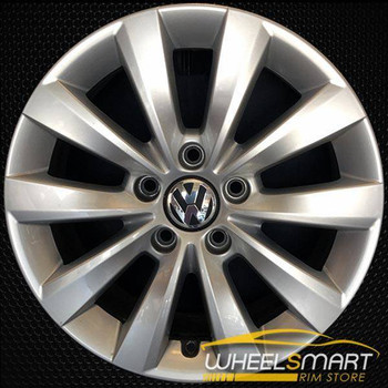 "16"" Volkswagen VW Beetle OEM wheel 2013-2018 Silver alloy stock rim ALY69927U20"