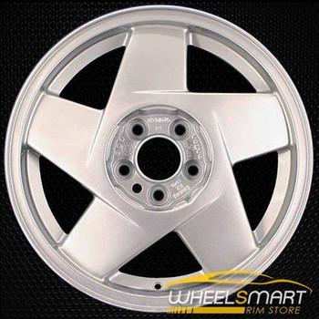 "16"" Volvo 940 OEM wheel 1991-1994 Silver alloy stock rim ALY70168U10"
