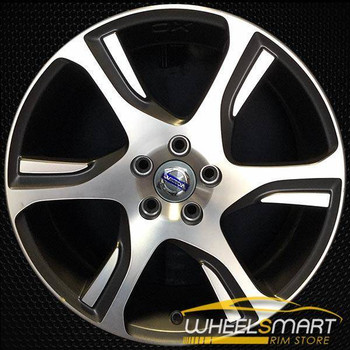 "18"" Volvo S70 OEM wheel 2012-2015 Machined alloy stock rim ALY70371U10"