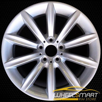 "19"" BMW 750i OEM wheel 2006-2008 Silver alloy stock rim ALY71163U20"