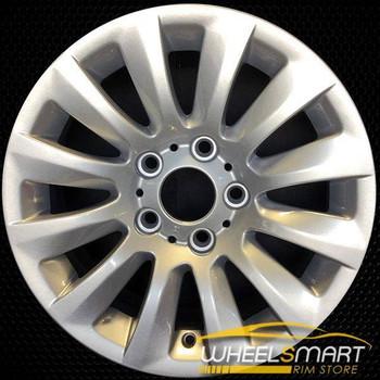 "16"" BMW 323i OEM wheel 2008-2012 Silver alloy stock rim ALY71314U20"