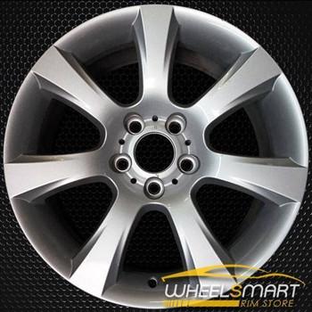 "18"" BMW 5 Series oem wheel 2011-2018 Silver alloy stock rim 71405"