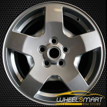 "19"" Land Rover LR3 OEM wheel 2005-2009 Silver alloy stock rim ALY72191U20"