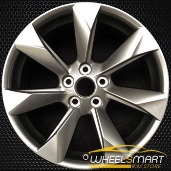 "18"" Lexus RX350 OEM wheel 2016-2018 Silver alloy stock rim ALY74336U20"