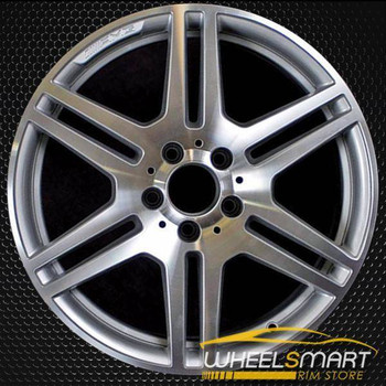"18"" Mercedes E350 OEM wheel 2010-2011 Machined alloy stock rim ALY85131U10"