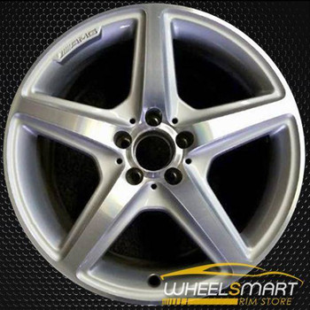 "18"" Mercedes CLS550 OEM wheel 2012-2017 Machined alloy stock rim ALY85230U10"