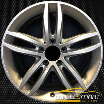 "17"" Mercedes C250 OEM wheel 2012-2014 Silver alloy stock rim 85259 ALY85259U20"