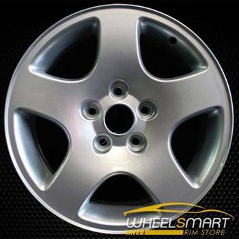 "16"" Audi A6 OEM wheel 1995-2004 Silver alloy stock rim ALY58707U20"