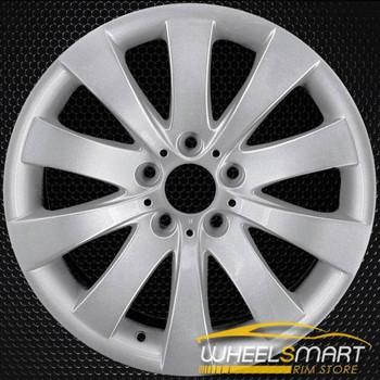 "18"" BMW 650i OEM wheel 2016-2018 Silver alloy stock rim ALY71325U20"