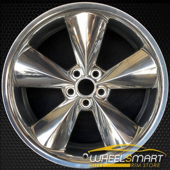 "20"" Dodge Challenger rims for sale 2012-2018 Polished OEM wheel ALY02524U80"