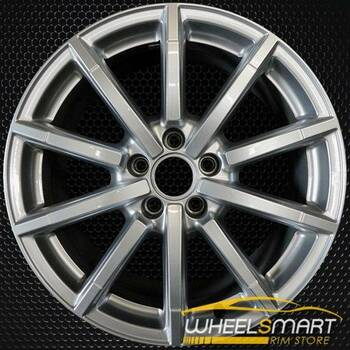 "18"" Audi A3 rims for sale 2014-2018 Silver OEM wheel ALY58949U20"
