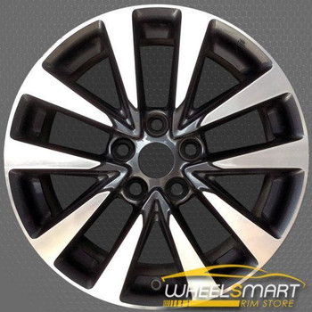"17"" Nissan Altima rims for sale 2016-2017 Machined OEM wheel ALY62719U30"