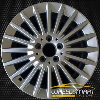 "17"" Mercedes C300 oem wheel 20152017 Charcoal alloy stock rim 85368"